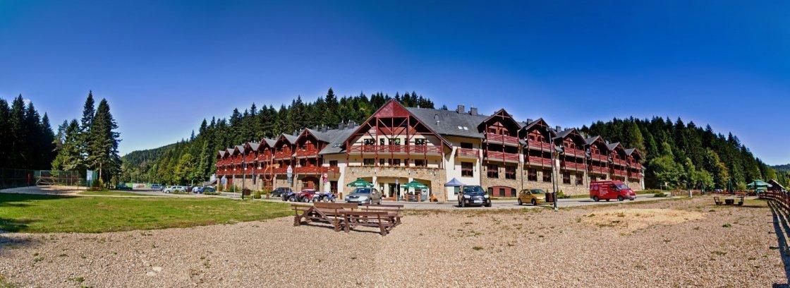 Hotel Wierchomla Spa w Beskidach