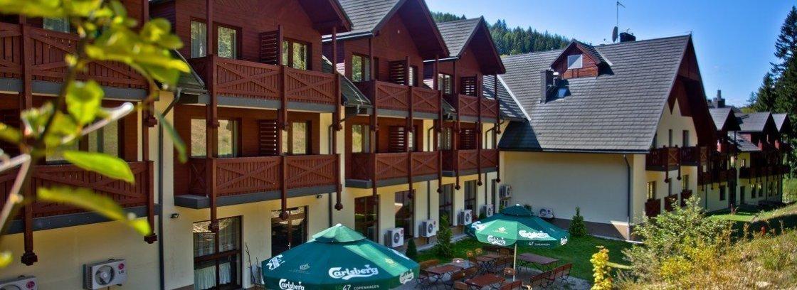 Hotel Wierchomla przyjazny dzieciom w górach