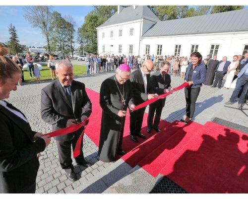 Uroczyste otwarcie Zamku Biskupiego & 25-lecie Arche