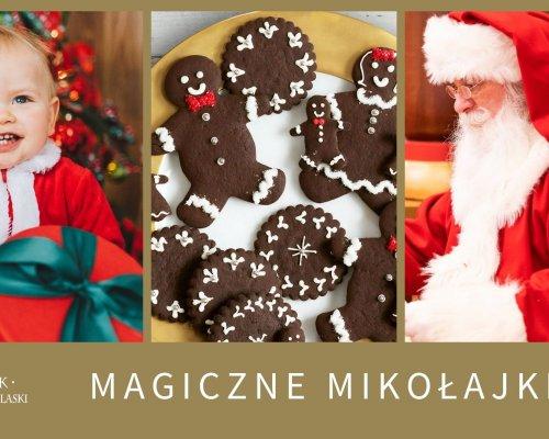 4-6.12.2020 Magiczne Mikołajki