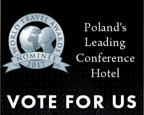 Zamek nominowany w konkursie World Travel Awards