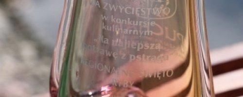 Najlepsze pstrągi w Gościńcu Ryński Młyn