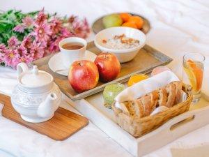 Breakfast at Art Hotel's