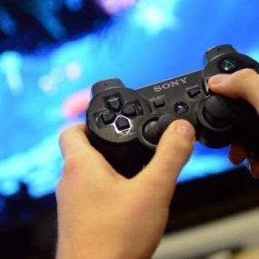 Spielecke mit PS4