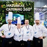 Mazurkas Catering 360° and MCC Mazurkas at Event Industry Forum 2017