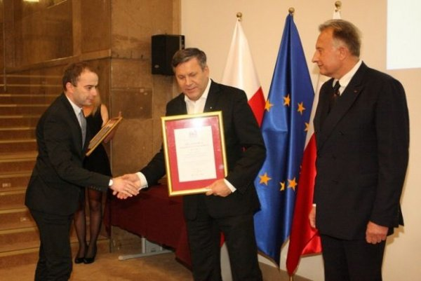 Mazurkas Catering 360° Ambasadorem Polskiej Gospodarki