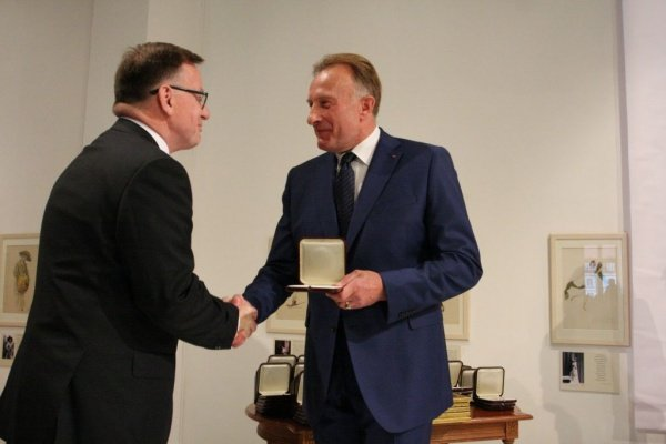 Mazurkas Catering 360° awarded the BCC European Medal