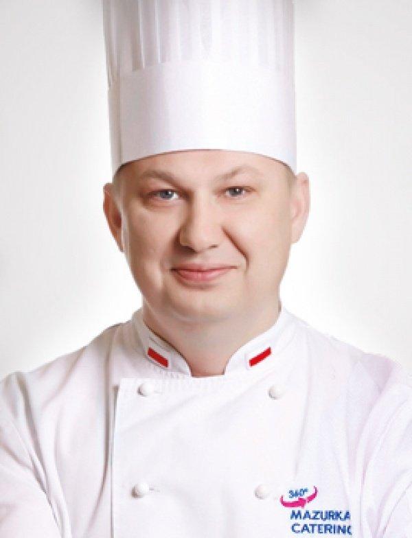 Szef Kuchni Mazurkas Catering 360° i MCC Mazurkas w jury konkursu Food Show Star