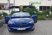Tesla Probe fahren