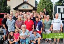 Grashof-Geschichten (5): Wenn die Mitarbeiter mal selbst feiern