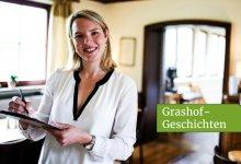 Grashof-Geschichten (4): Hart, aber fair: die Kümmerin Katharina