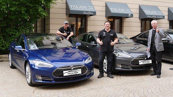 Tesla Inhaber