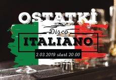 OSTATKI DISCO ITALIANO