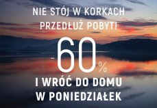 PRZEDŁUŻ POBYT Z RABATEM -60%
