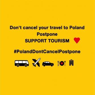 SAVING POLISH TOURISM - together we can do more! ♥ ️