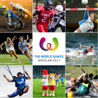 Wroclaw prepares to host The World Games 2017!