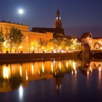 Wrocław - Wenecja Północy..