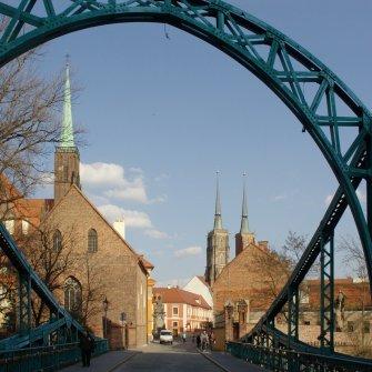 7 najpiękniejszych i najpopularniejszych mostów Wrocławia, czyli subiektywna ocena rodowitej Wrocławianki