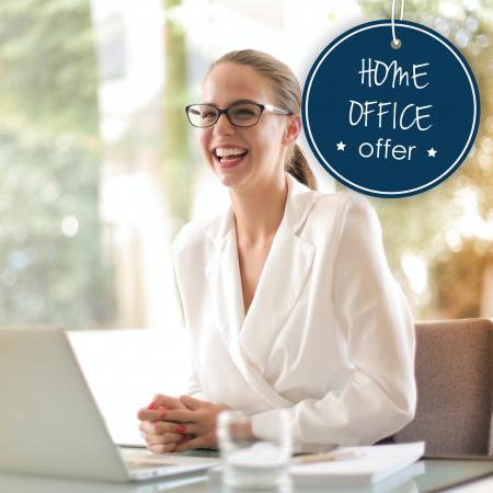 HOME OFFICE - miejsce do pracy już od 20 pln/h!