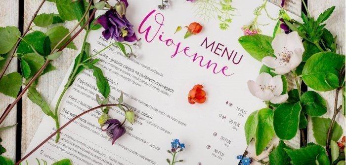 Nowe smaki w menu sezonowym Restauracji Patio