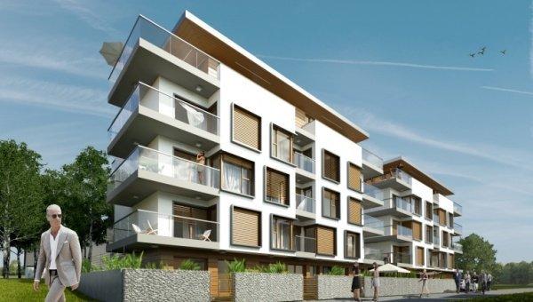 W kwietniu 2016 roku otwarcie nowego aparthotelu INApartments,  Baltic Sands