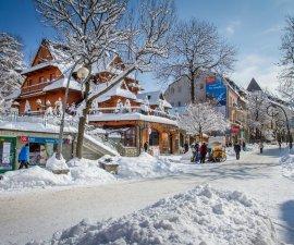 Bezpieczny weekend w Zakopanem