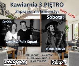 Zimowe koncerty na 3.PIĘTRZE