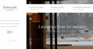 The story of how we developed a hotel website to sell the dream of a relaxing luxury experience