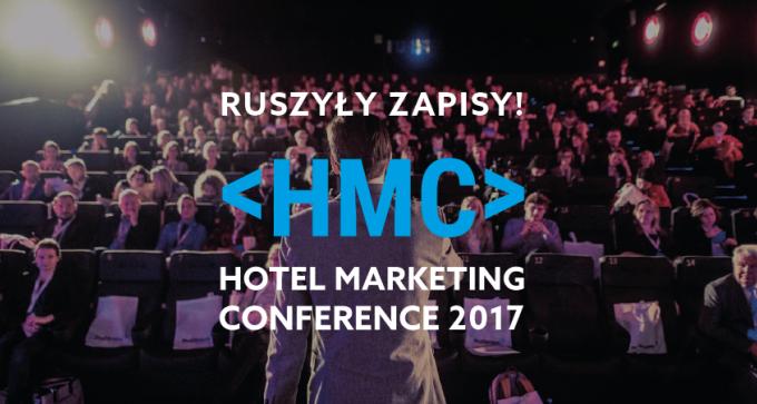 Hotel Marketing Conference 2017 - Ruszyły zapisy!