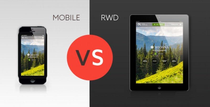 Strony mobilne czy responsywne,<br /> o co w tym chodzi?