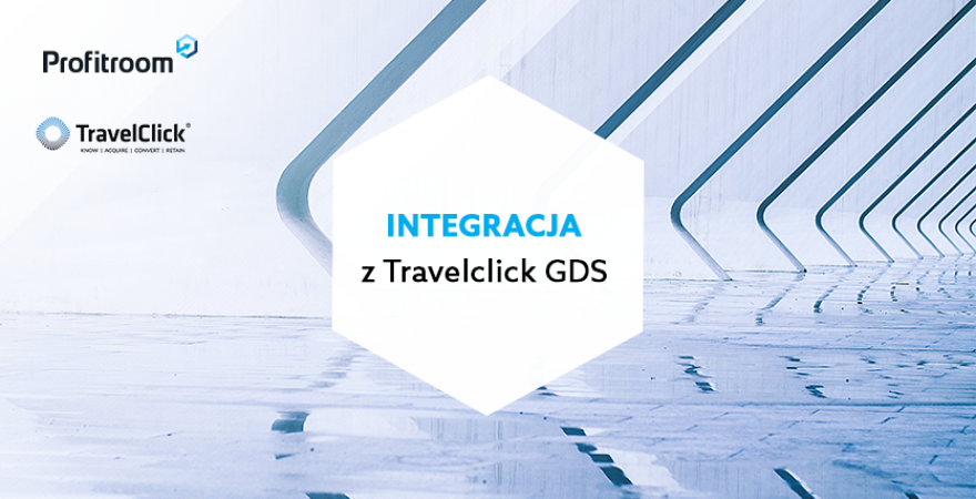 Travelclick GDS dostępny w Profitroom Channel Manager