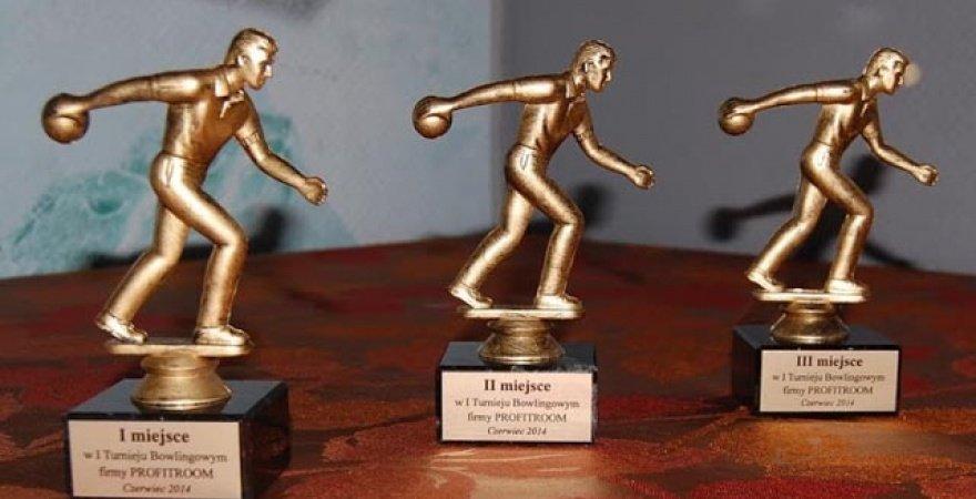Turniej bowlingowy firmy PROFITROOM