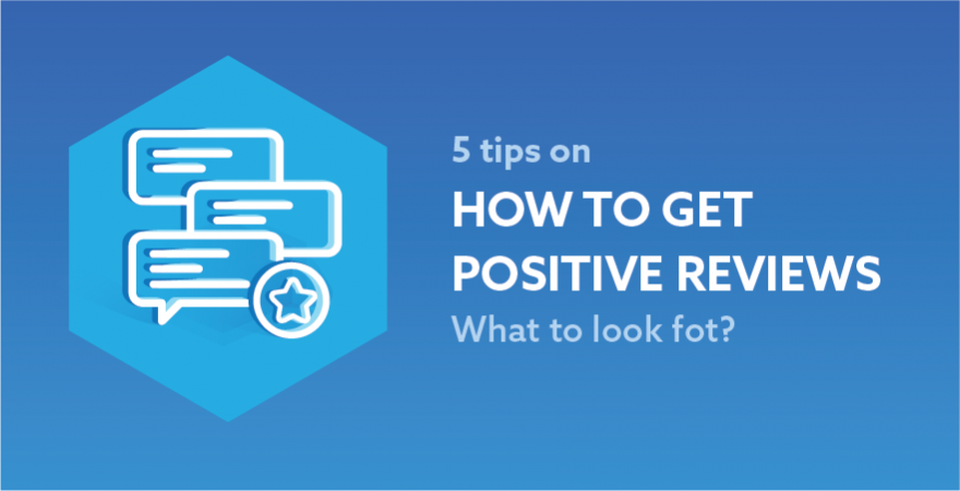 How to get positive reviews from your guests?