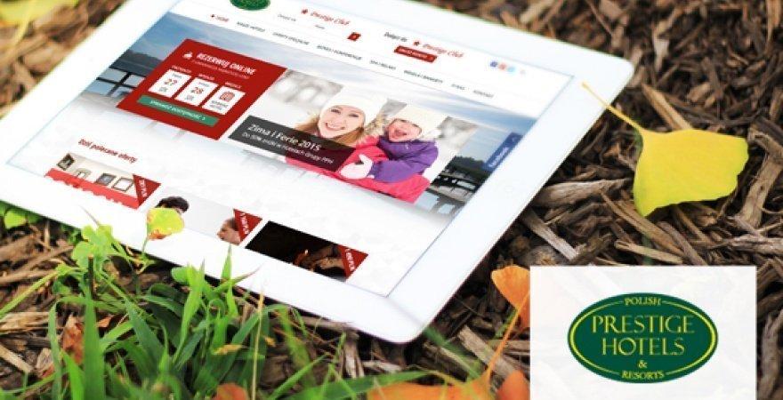 Modyfikacja portalu Polish Prestige Hotels & Resorts