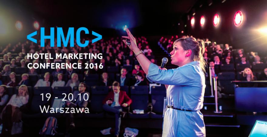 Relacja z Hotel Marketing Conference w Warszawie