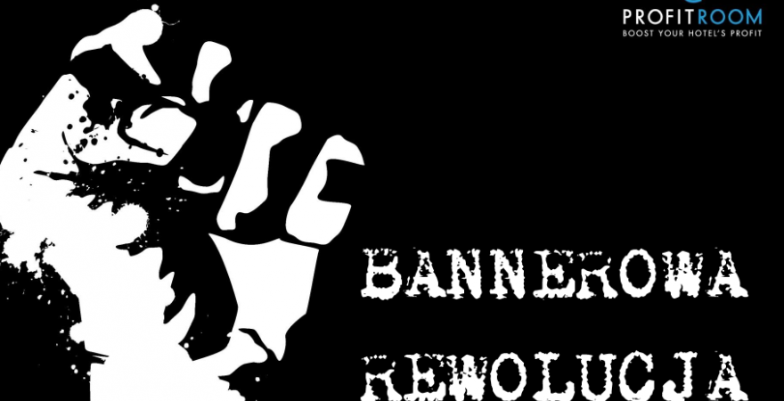 Nadszedł czas na Bannerową Rewolucję - AdWords w Sieci Reklamowej Google