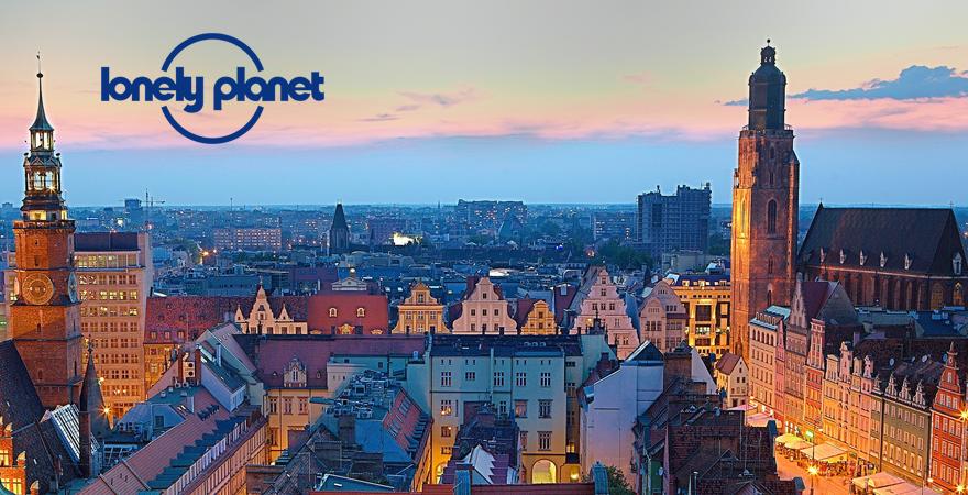 Polska zajęła 7. miejsce w rankingu Lonely Planet!