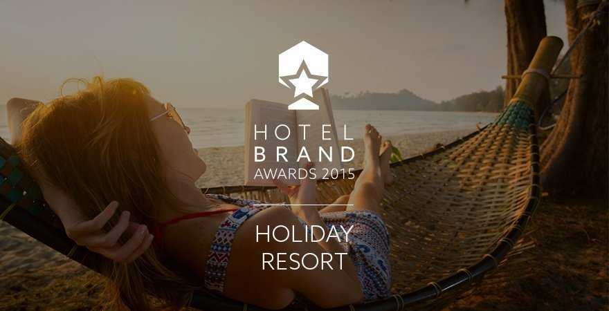 Hotel Brand Awards 2015<br>znamy nominacje w kategorii Holiday Resort!