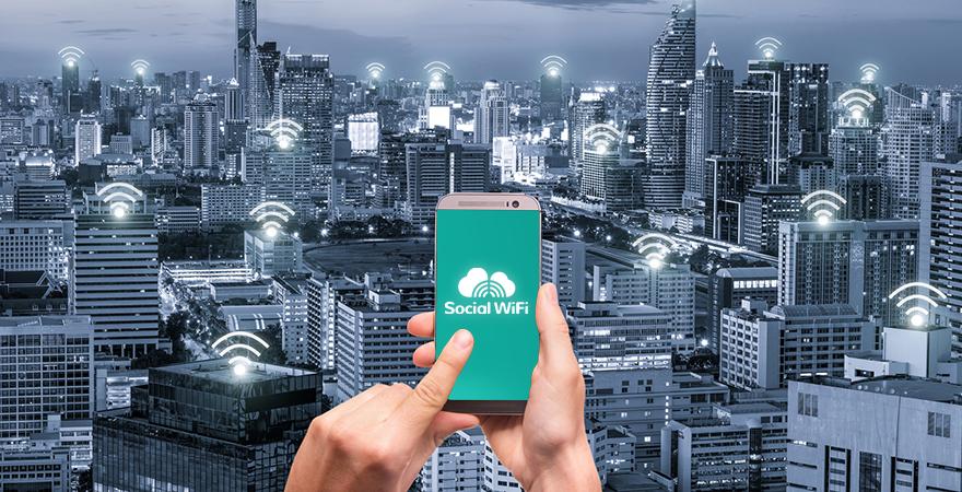 Odpowiadamy na pytania dotyczące Social WiFi