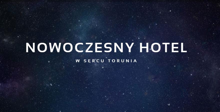Copernicus Toruń Hotel**** - niezwykły obiekt w nieziemskiej odsłonie