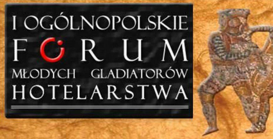 PROFITROOM na Forum Gladiatorów