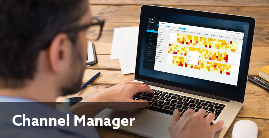 Channel Manager – easy and quick management of the hotel sales channels