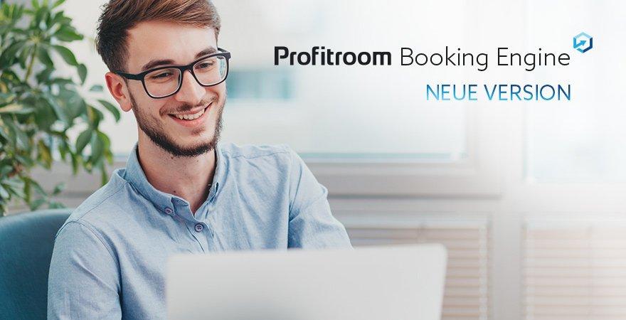 Neuheiten in der Profitroom booking engine, auf die sie mit sicherheit gewartet haben!