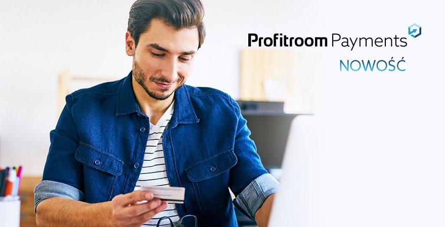 Profitroom Payments - bezpieczne i automatyczne płatności