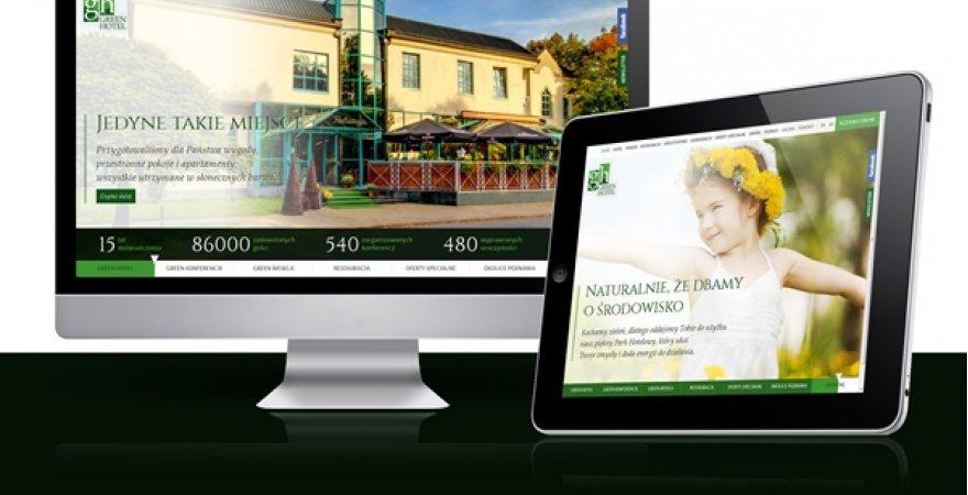 Green Hotel - nowa realizacja PROFITROOM