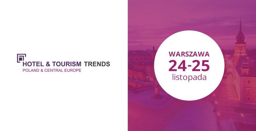 Hotel & Tourism Trends już 24-25 listopada!