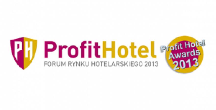 PROFITROOM na VIII edycji Forum Rynku Hotelarskiego Profit Hotel