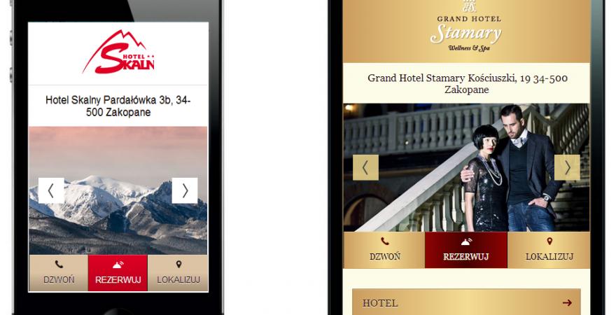 PROFITROOM dla ekskluzywnych hoteli w Zakopanem