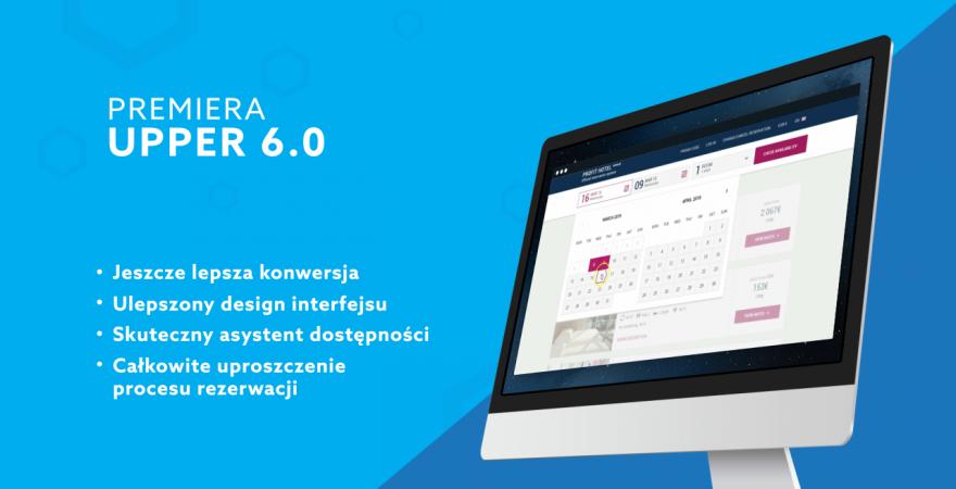 Aktualizacja interfejsu rezerwacyjnego do wersji Profitroom Booking Engine 6.0