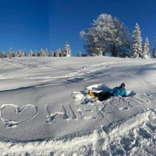 Śniegu fura